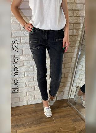 Шикарные плотные джинсики blue motion