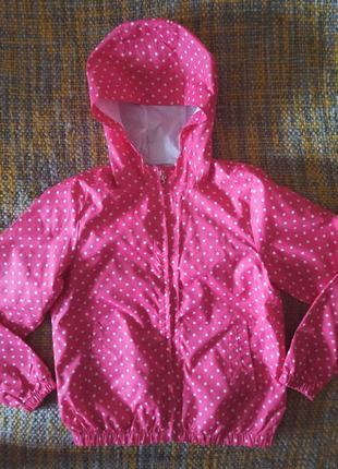 Куртка вітровка mis e-vie