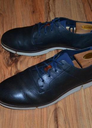 Туфли clarks оригинал - 43 размер кожа