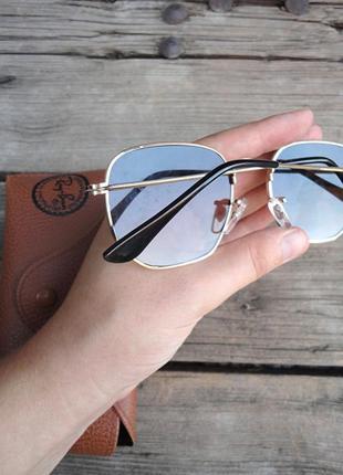 Очки квадратные ray ban original