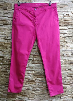 Классные летние джинсы, котоновые брюки/ стрейч