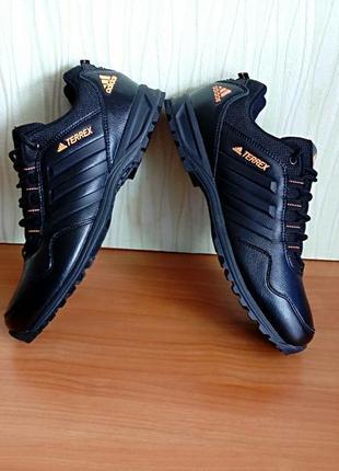 Кроссовки adidas terrex мужские кожаные.