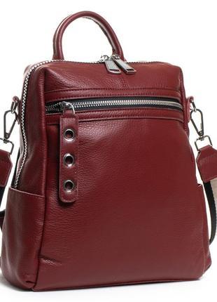 Женская сумка- рюкзак
