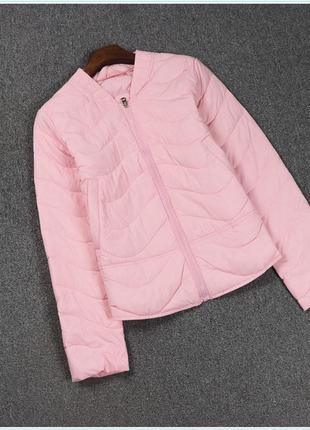 Курточки легкие