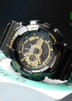 Спортивные часы casio baby-g модель ba-110-7a3er