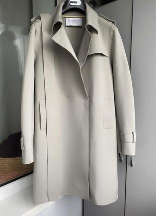 Harris wharf london пальто тренч оригинал