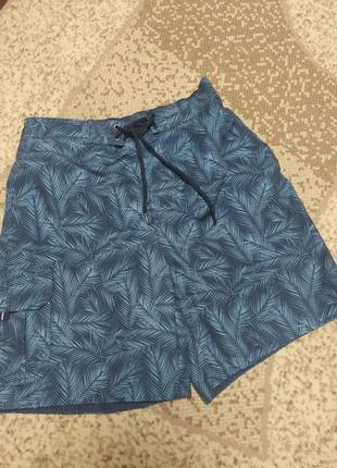Мужские шорты на липучке пляжные шорты