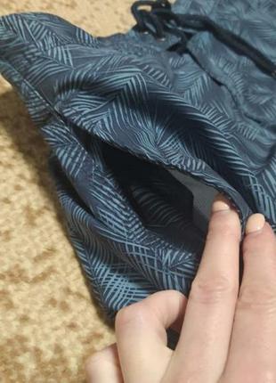 Шгрты на липучке пляжные шорты