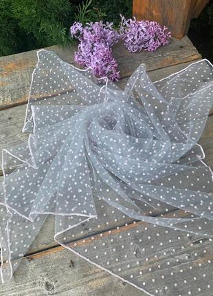 ❤турецкие платочки из фатина расцветки