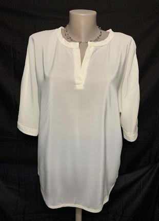 Шелковая блуза jigsaw
