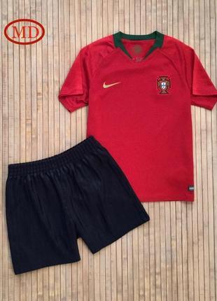 Футбольна форма «португалія» на хлопчика 7-8 років