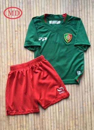 Футбольна форма «португалія» на хлопчика 3-5 років