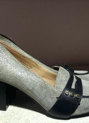 Крутые кожаные  туфли aerosoles 37-38