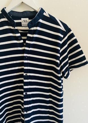 Zara футболка р.м/40 #3437 sale❗️❗️❗️4 фото