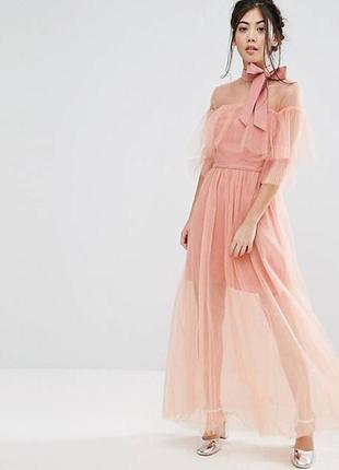 Платье сетка 44 размер