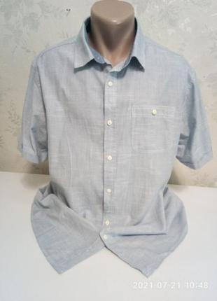 Рубашка натуральная котон