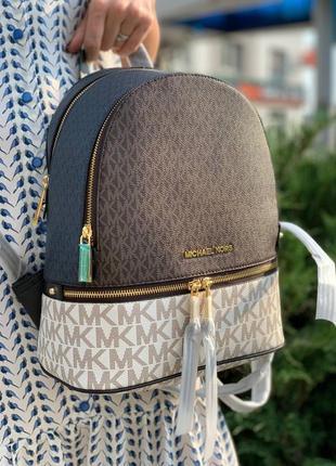Рюкзак в стиле michael kors