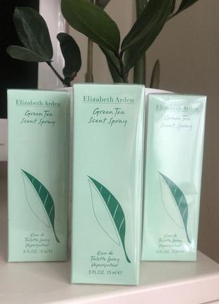 Парфюмированая вода elizabeth arden green tea