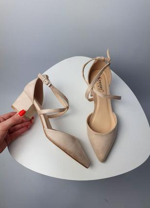 Туфли женские лодочки босоножки