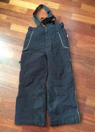 Лыжные брюки#зимниеутепленныебрюки#дляподростка#