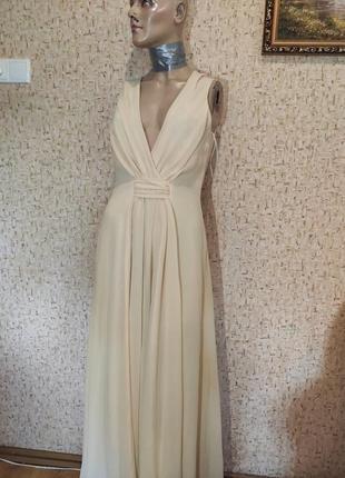 Шикарное платье jessica mcclintock