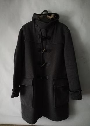 Burberry brit duffle coat пальто