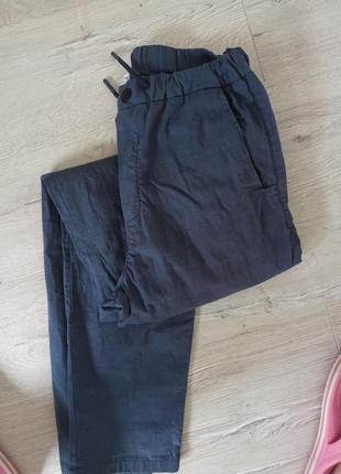 Легкие брюки мальчику 13 лет от zara