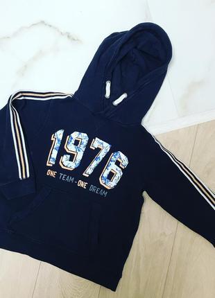 Олімпійка куртка спортивна худди кофта реглан мікіна hm