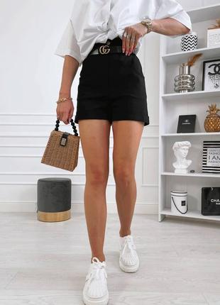 Крутые шорты джинс багги