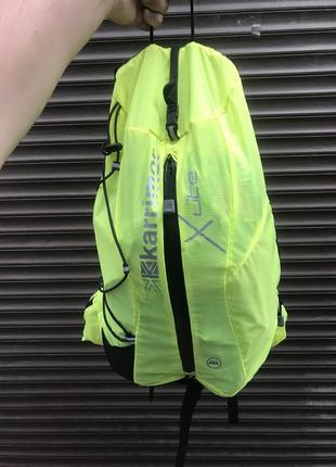 Рюкзак спортивный велосипедный karrimor x lite 15л 50х25см
