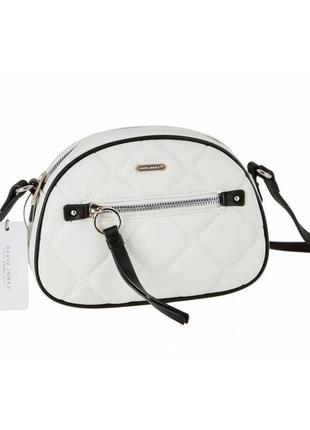 Женская сумка из экокожи david jones 6520-1