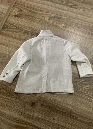 Пиджак трикотаж h&m