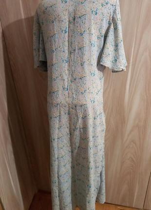 Накидка платье туника халат4 фото