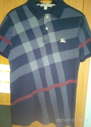 Тениска мужская  burberry