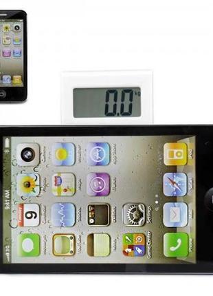 Весы напольные в виде айфона