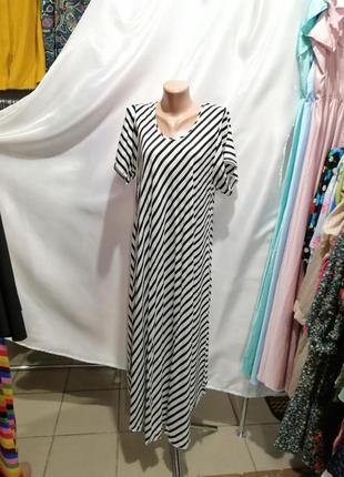 Платье летнее батал из натуральной ткани штапель хб 100% натуральная разные цвета