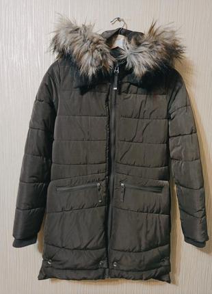 Оверсайз куртка