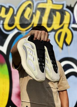 Кросівки adidas yeezy boost 700 v3  azael кроссовки