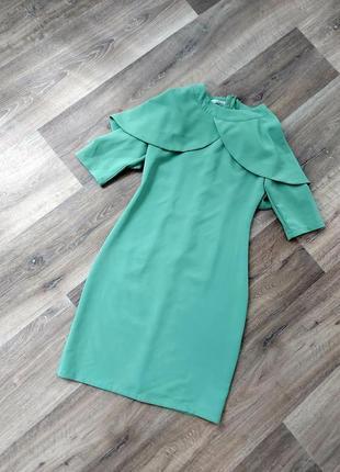 Плаття фісташкове