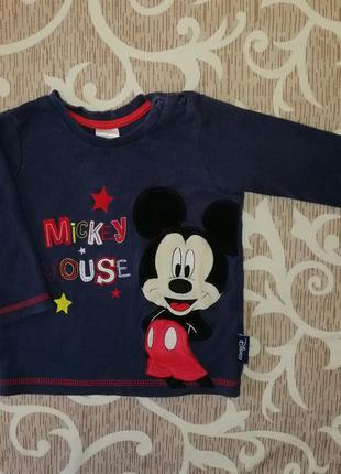 Реглан disney mickey mouse