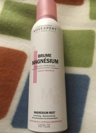 Novexpert magnesium mist спрей с магнезией