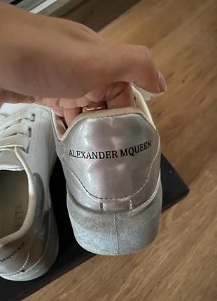Кеди alexander mcqueen