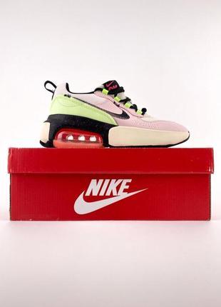 Новые женские легкие кроссовки nike air max verona pink найк летние спортивные
