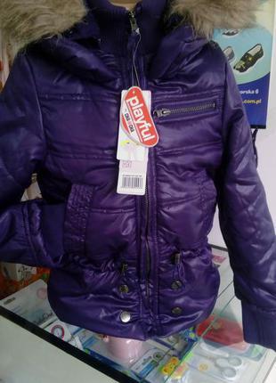 Теплые зимние куртки, польша