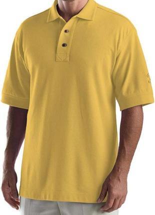 Яркая футболка поло большой размер батал