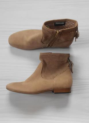 Кожаные ботинки  🌺