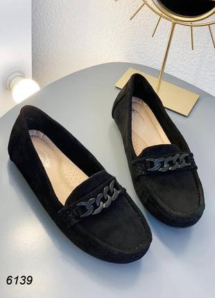 Туфли 🖤мокасины