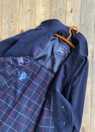 Фирменное стильное качественное натуральное шерстяное пальто
