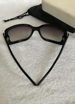 Marc jacobs оригинал, очки солнцезащитные в твёрдом футляре.4 фото