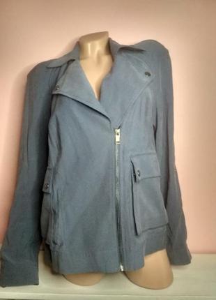 Новый пиджак косуха куртка ветровка сток